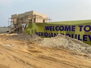 Mixed   Use Land Land for sale Meridian Boulevard Okun Ajah Abraham adesanya estate Ajah Lagos