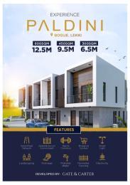 Serviced Residential Land Land for sale Around Beechwood Estate Bogije Sangotedo Lagos