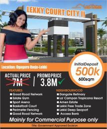 Commercial Land Land for sale Ogogoro Ibeju-Lekki Lagos