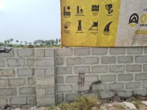 Residential Land Land for sale Okun Ise/Folu, After Eleko Town, Exactly 6 minutes from La Campaigne Tropicana Beach Resort Ise town Ibeju-Lekki Lagos