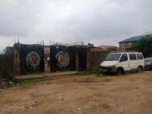 Residential Land Land for sale By avenue bus stop Ago palace Okota Lagos