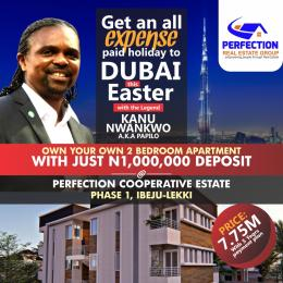2 bedroom Flat / Apartment for sale Perfection Estate Phase 1, Osoroko, After the Dangote Refinery Ibeju-Lekki Lagos