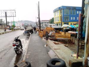 Commercial Land for sale *opposite Eliganza Shopping Complex Mokola, Ibadan. Ibadan Oyo
