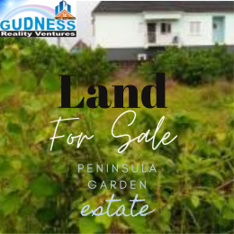 Mixed   Use Land Land for sale  Peninsula Garden Estate Peninsula Estate Ajah Lagos