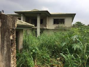 Blocks of Flats House for sale Aga beside Elepe Royal Estate Ikorodu Ikorodu Lagos