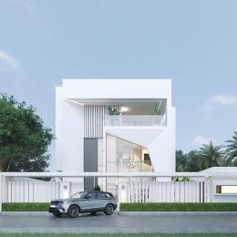 5 bedroom Detached Duplex House for sale Hampton bay estate Ikate Lekki Lagos
