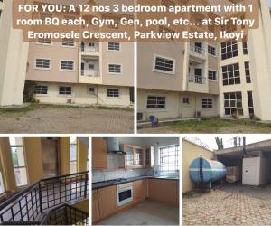 2 bedroom Flat / Apartment for sale Parkview Parkview Estate Ikoyi Lagos