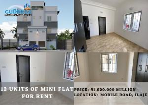 1 bedroom mini flat  Blocks of Flats House for rent Mobile Road, Ilaje Ilaje Ajah Lagos