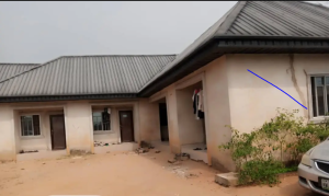 Self Contain Flat / Apartment for sale ABAK ROAD Uyo Akwa Ibom