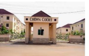 Residential Land for sale Crown Estate Ajah Lagos