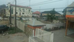 Commercial Land Land for sale On Herbert Macaulay Way by Alagomeji B/Stop, Beside Con Oil Filling Station  Alagomeji Yaba Lagos