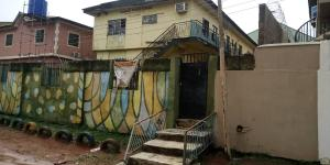 10 bedroom Detached Duplex House for sale Obawole Ogba Bus-stop Ogba Lagos