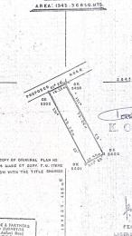 Land for sale Asije, garden valley, Ojodu Lagos