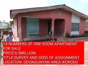 10 bedroom Detached Bungalow House for sale papa street Odongunyan Ikorodu Lagos