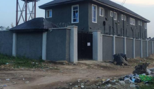 1 bedroom mini flat  Self Contain Flat / Apartment for sale federal university of agriculture Umudike Umuahia North Abia