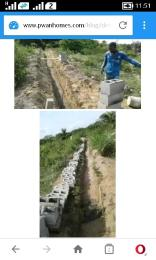 Land for sale Off Atan Road,ota Patani Ogun