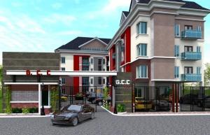 3 bedroom Flat / Apartment for sale Harmony Estate,ifako, Gbagada Lagos Island Lagos