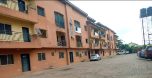 3 bedroom Blocks of Flats House for sale Estate Gate Road Off Airport Road. Central Edo