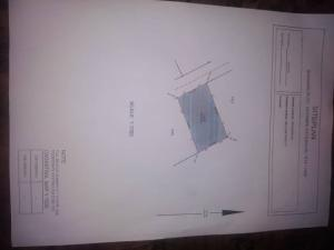 Residential Land for sale Tarred Road Katampe Ext Abuja