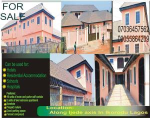 1 bedroom mini flat  Self Contain Flat / Apartment for sale Ijede Ikorodu Lagos