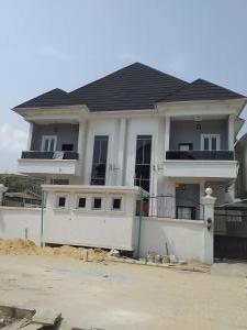 4 bedroom Semi Detached Duplex House for sale Chevron Alternative lekki Lagos state Nigeria  chevron Lekki Lagos