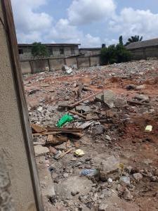 Commercial Land for sale Fasheun Street, Century Interlocking, Ago Palace Ago palace Okota Lagos