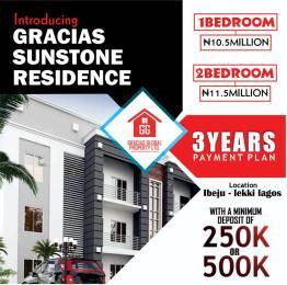 1 bedroom mini flat  Blocks of Flats House for sale Close to Dangote Refinery, Eleko, Ibeju-Lekki Eleko Ibeju-Lekki Lagos