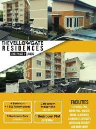 1 bedroom mini flat  Flat / Apartment for sale Lekki Phase 1 Lekki Lagos