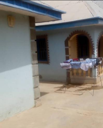 3 bedroom Detached Bungalow House for sale Ita elepa, off offa garage, Ilorin Kwara