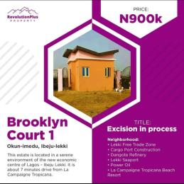 Commercial Land Land for sale LaCampaigne Tropicana, Free trade zone, Ibeju-Lekki. Free Trade Zone Ibeju-Lekki Lagos