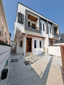 4 bedroom Semi Detached Duplex for sale Lekki Palms Estate Ado Ajah Lagos