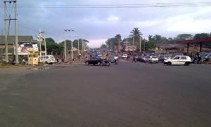 Commercial Land Land for sale along Idi Ape - Agodi Gate Road, Agodi GRA, Ibadan. Agodi Ibadan Oyo