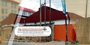 Commercial Property for sale Acme Road Acme road Ogba Lagos