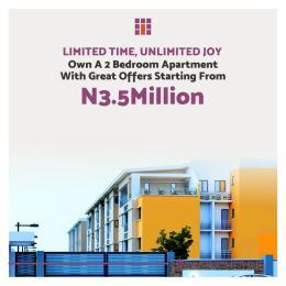 2 bedroom Mini flat Flat / Apartment for sale Abijo New Lagos .. new lagos  Lagos Island Lagos Island Lagos