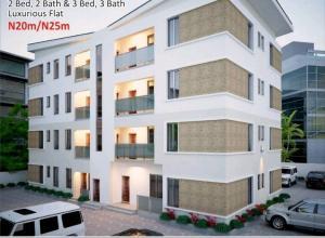 2 bedroom Blocks of Flats House for sale Amen Estate Eleko Beach Lekki Express Way Eleko Ibeju-Lekki Lagos