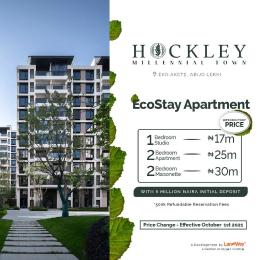 2 bedroom Blocks of Flats for sale Millennial Town, Hockley, Before Mayfair Garden Abijo Ajah Lagos