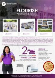 2 bedroom Self Contain Flat / Apartment for sale Orchid Road By Chevron Igbo-efon Lekki Lagos