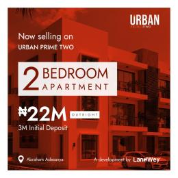 2 bedroom Shared Apartment Flat / Apartment for sale Abraham Adesanya,Ajah,lagos  Abraham adesanya estate Ajah Lagos