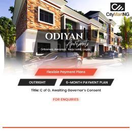 2 bedroom Blocks of Flats for sale Oribanwa Ibeju-Lekki Lagos