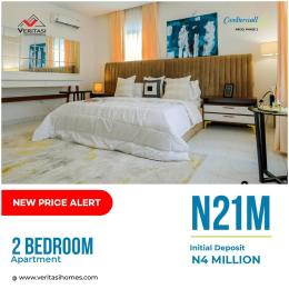 2 bedroom Flat / Apartment for sale 4 minutes from Novare Mall(Shoprite) Abijo Ajah Lagos