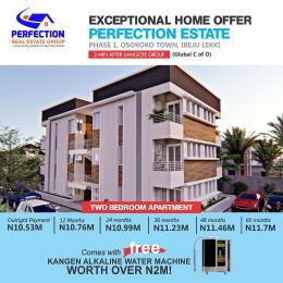 2 bedroom Flat / Apartment for sale Osoroko, 3 Minutes From Dangote Group Ibeju-Lekki Lagos