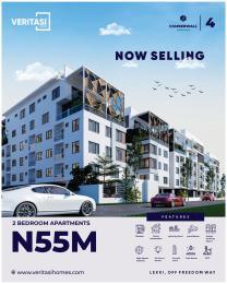 2 bedroom Flat / Apartment for sale Off Freefom Way Lekki Phase 1 Lekki Lagos