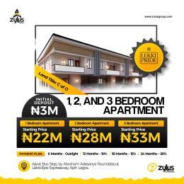 Shared Apartment Flat / Apartment for sale Lekki pride estate with c of o Ajiwe bus stop Abraham Adesanya Roundabout Lekki Epe Expressway  Ajiwe Ajah Lagos