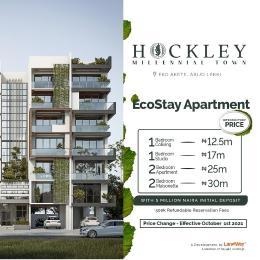 2 bedroom Blocks of Flats for sale Ogombo Road Abraham adesanya estate Ajah Lagos