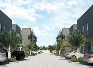 2 bedroom Terraced Duplex House for sale Besides Fara park Estate Majek Sangotedo Lagos