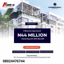 2 bedroom Flat / Apartment for sale CAMBERWALL ADVANTAGE 1  Ikate Lekki Lagos