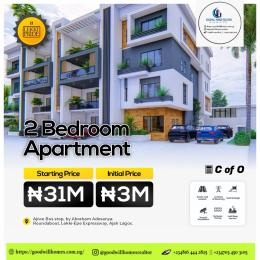 2 bedroom Shared Apartment for sale Ajiwe Abraham adesanya estate Ajah Lagos