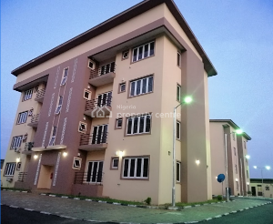 2 bedroom Blocks of Flats House for sale Ghali Nabba Crescent,  Wuye Abuja