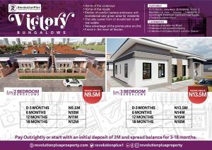 2 bedroom Detached Bungalow House for sale Oki Express, Olodo Iwo Rd Ibadan Oyo