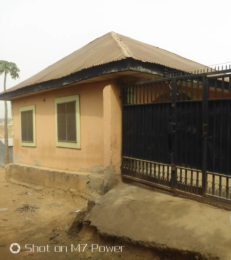 2 bedroom Detached Bungalow House for sale After a small market at Aso road Karu Nassarawa